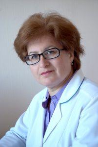 Заведующий эндокринологическим отделением ГУЗ УОКБ Милюкова Галина Николаевна