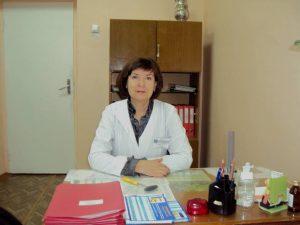 врач-невролог Городской поликлиники №4 Лапина