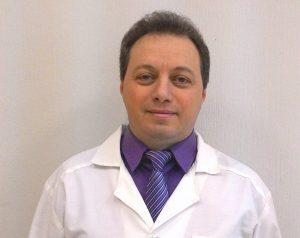 главный врач Ульяновского областного центра медицинской профилактики Павел Сергеевич Смирнов