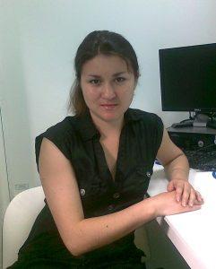 Спикер Шеймухова Людмила Владимировна, медицинский психолог ГУЗ ГКБ №1(перинатальный центр)