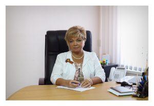 главный внештатный специалист гериатр Министерства здравоохранения, семьи и социального благополучия Ульяновской области Каримова Эльмира Абдулловна