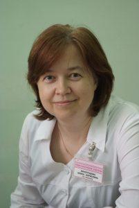 заведующая ревматологическим отделением Ульяновской областной клинической больницы врач-ревматолог Ирина Виноградова