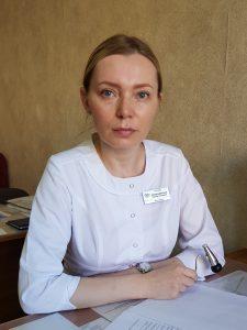Преображеская Евгения Сергеевна